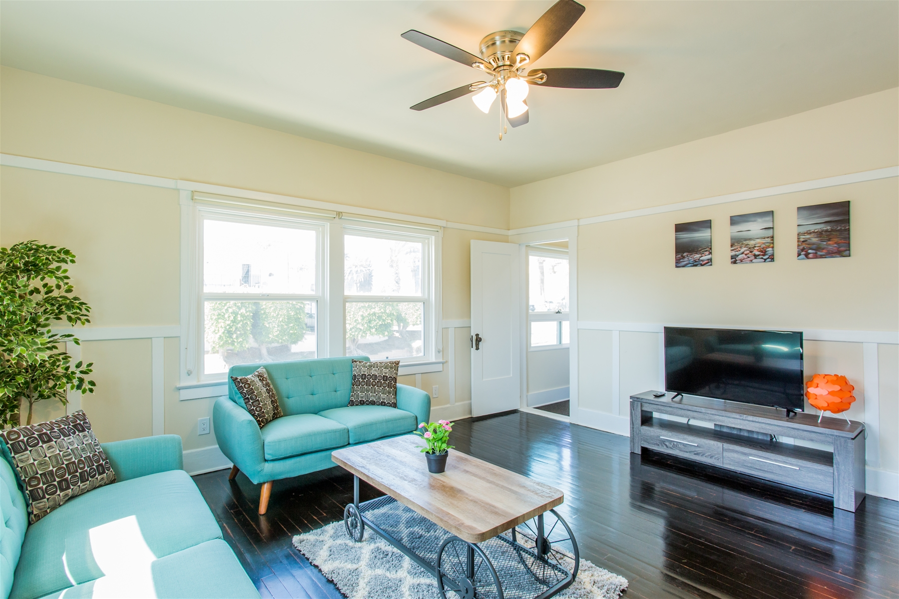 Inside One of our Little Italy San Diego Vacation Rentals